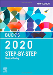 Buck's Workbook for Step-by-Step Medical Coding 2020 Edition