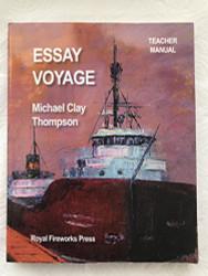 Essay Voyage Teacher Manual
