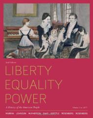 Liberty Equality And Power Volume 1