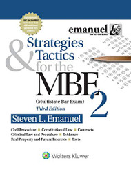 Strategies & Tactics for the MBE 2