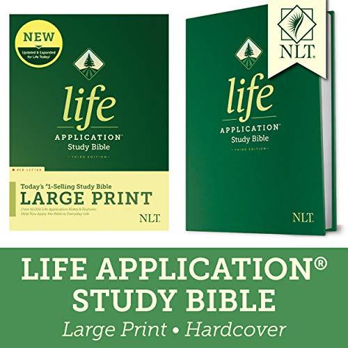 Large Print Life Application Study Bible
