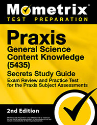 Praxis General Science Secrets Study Guide