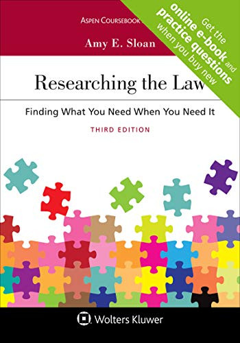 Researching the Law
