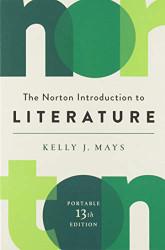 Norton Introduction to Literature Portable Edition