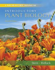 Laboratory Manual for Stern's Introductory Plant Biology  James Bidlack