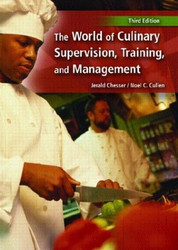 World of Culinary Supervision Training and Management The