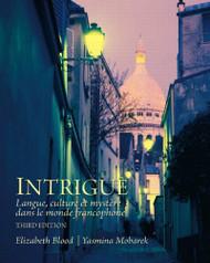 Intrigue: langue culture et mystère dans le monde francophone