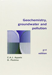 Geochemistry Groundwater and Pollution