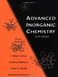 Advanced Inorganic Chemistry