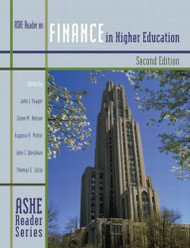Finance in Higher Education by John Yeager
