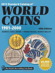 Standard Catalog of World Coins 1901-2000 by George S Cuhaj  - by Thomas Michael