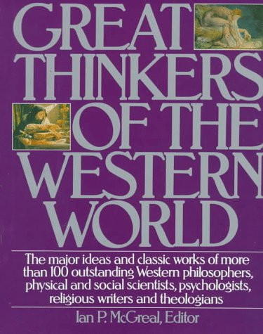 Great Thinkers of the Western World