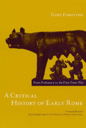 Critical History of Early Rome