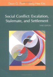 Social Conflict: Escalation Stalemate and Settlement