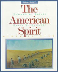 American Spirit Volume 1 by Thomas Bailey