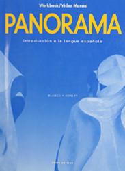 Panorama - Introduccion a la lengua espanola