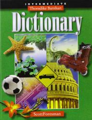 Thorndike Barnhart Intermediate Dictionary