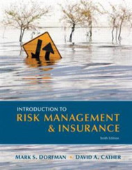 Introduction to Risk Management and Insurance