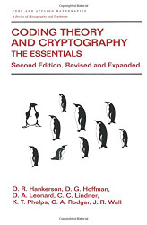 Coding Theory and Cryptography: The Essentials