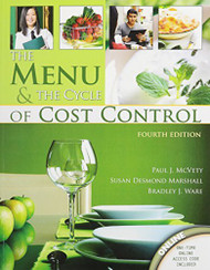 The Menu and the Cycle of Cost Control by Mcvety  Paul J