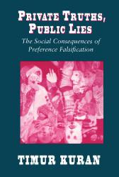 Private Truths Public Lies