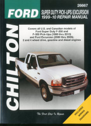 Ford Super Duty Pick-ups and Excursion 1999-2010