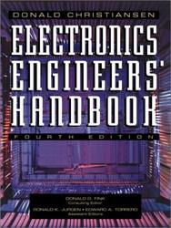Electronics Engineers' Handbook by Donald Christiansen