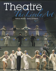 Theatre The Lively Art - by Wilson
