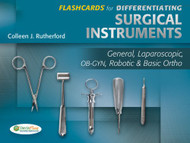 Flashcards for Differentiating Surgical Instruments