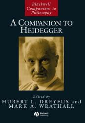 Companion to Heidegger
