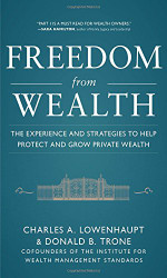 Freedom from Wealth