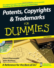 Patents Copyrights and Trademarks For Dummies