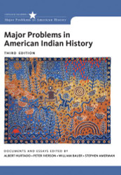 Major Problems In American Indian History