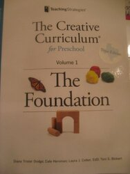 Creative Curriculum for Preschool
