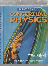 Conceptual Physics - Teacher's Edition