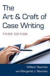 Art and Craft of Case Writing