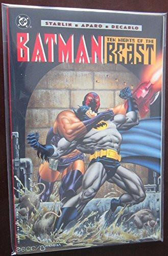 Batman by Jim Starlin