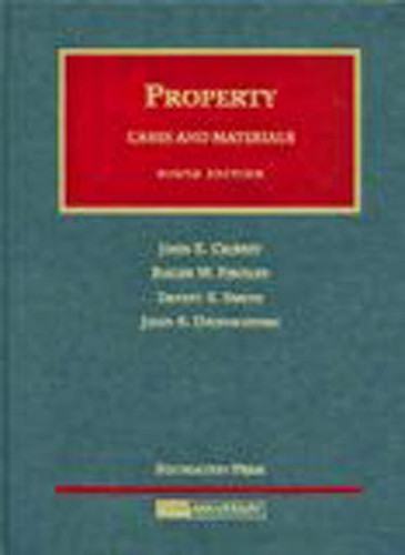 Property Cases And Materials