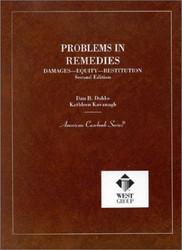 Problems In Remedies by Dobbs Dan