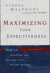 Maximizing Your Effectiveness