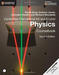 Cambridge International AS & A Level Physics Coursebook