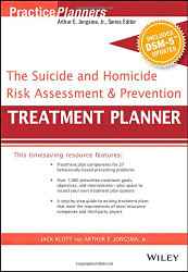 Suicide and Homicide Risk Assessment and Prevention Treatment