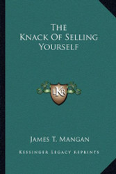 Knack of Selling Yourself