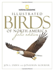 National Geographic Illustrated Birds of North America Folio Edition