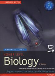 HIGHER LEVEL BIOLOGY BOOK
