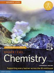 HIGHER LEVEL CHEMISTRY BOOK