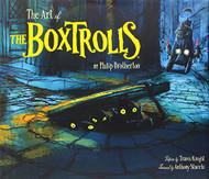 Art of The Boxtrolls