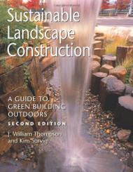 Sustainable Landscape Construction