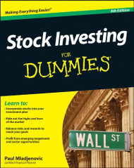 Stock Investing For Dummies
