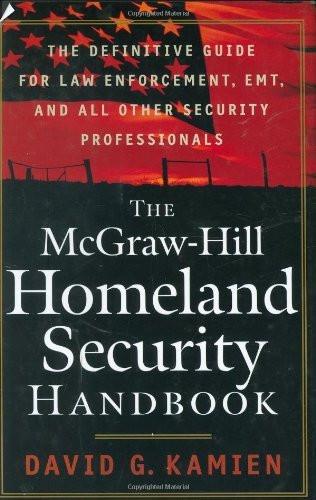 Mcgraw-Hill Homeland Security Handbook